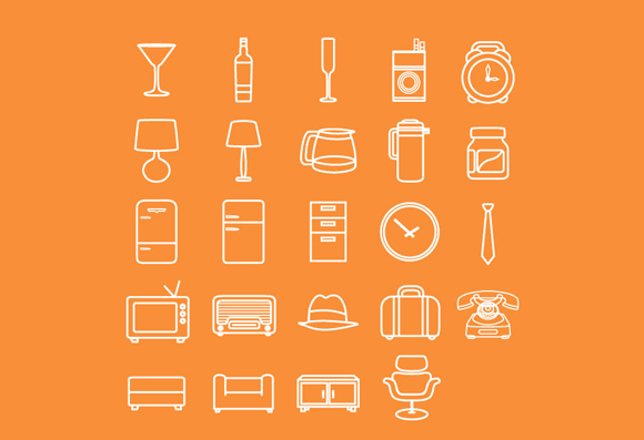 30 Best Vector Icon Packs for Designers 3