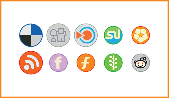 30 Best Vector Icon Packs for Designers 10