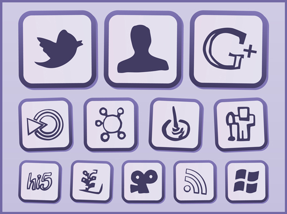 30 Best Vector Icon Packs for Designers 29