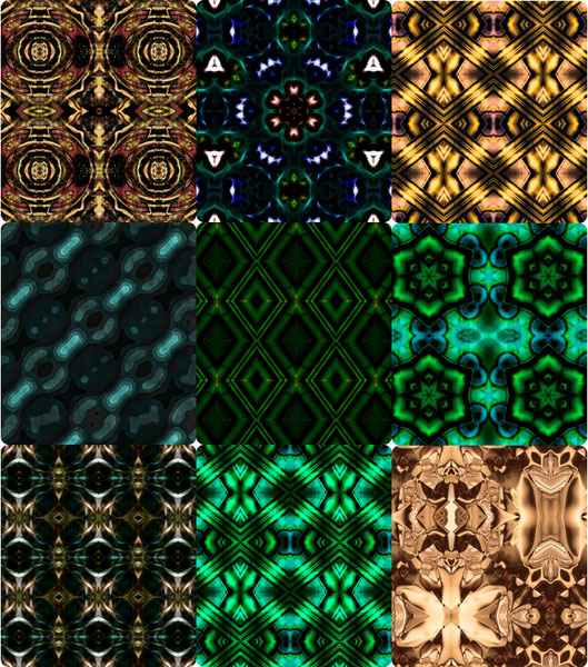 20 Latest Useful Free Photoshop Pattern Sets for Designers 2