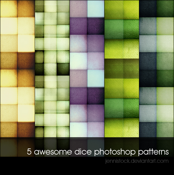 20 Latest Useful Free Photoshop Pattern Sets for Designers 6
