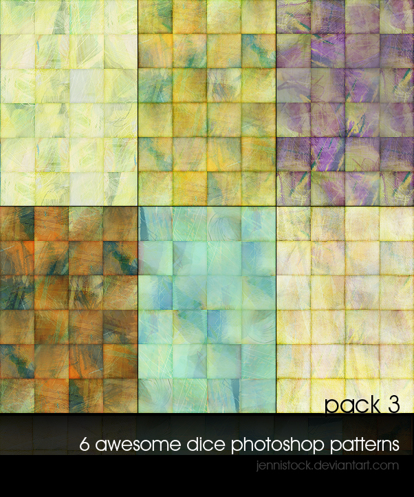20 Latest Useful Free Photoshop Pattern Sets for Designers 8