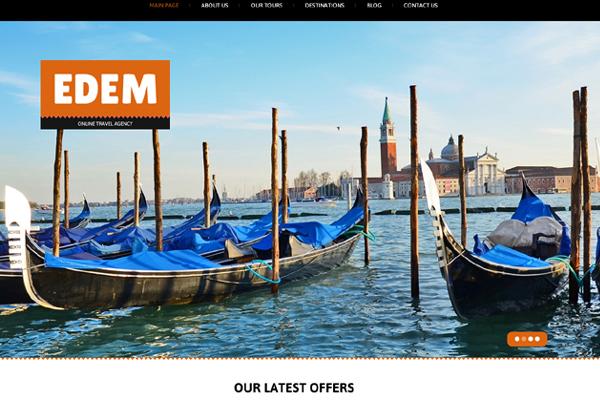 Beautiful Collection of Premium Joomla Templates 3