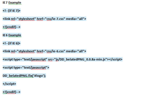 20 Fundamental Practices to Excellent HTML Coding