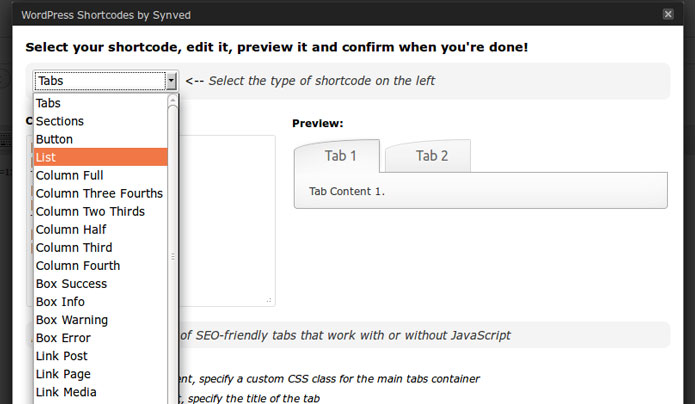10 Useful WordPress Shortcode Plugins 9