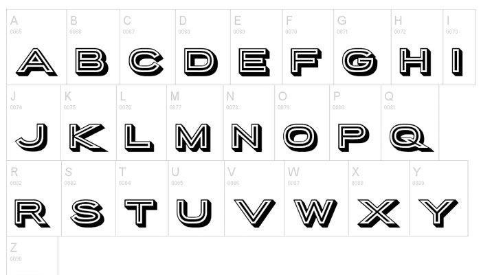20 Fresh New Free Fonts for Designers 15