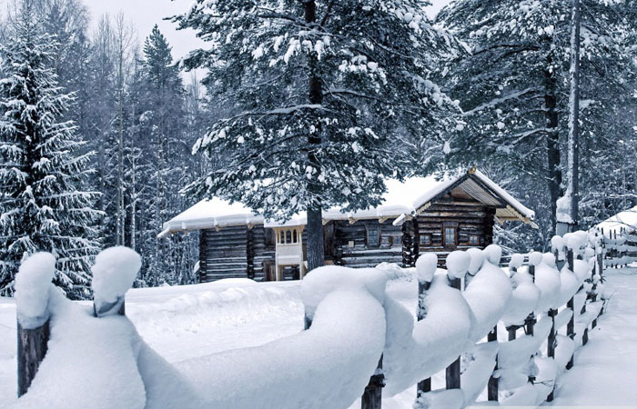 20 Beautiful Winter Wallpaper for Desktop