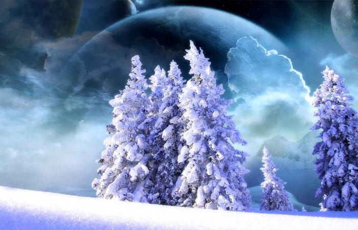 20 Wonderful Winter Wallpaper for Desktop 11