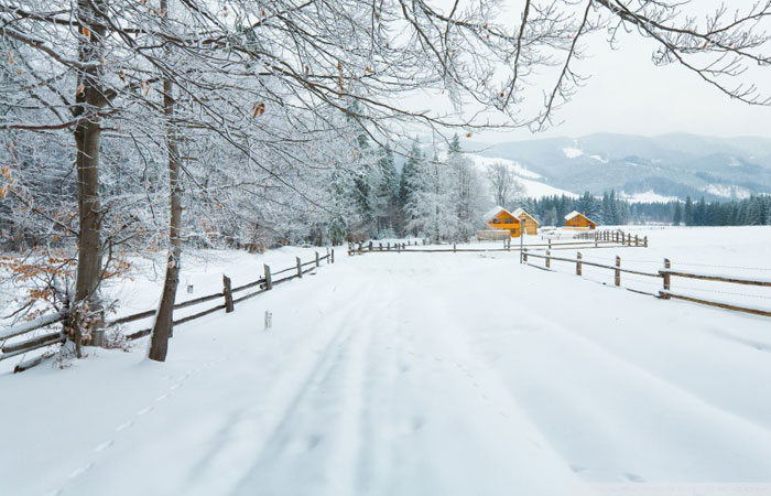 20 Wonderful Winter Wallpaper for Desktop 16