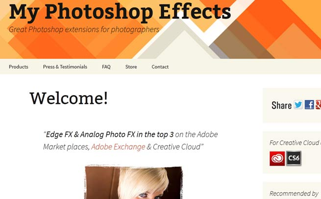 20 Useful Photoshop Extensions for Designers 14