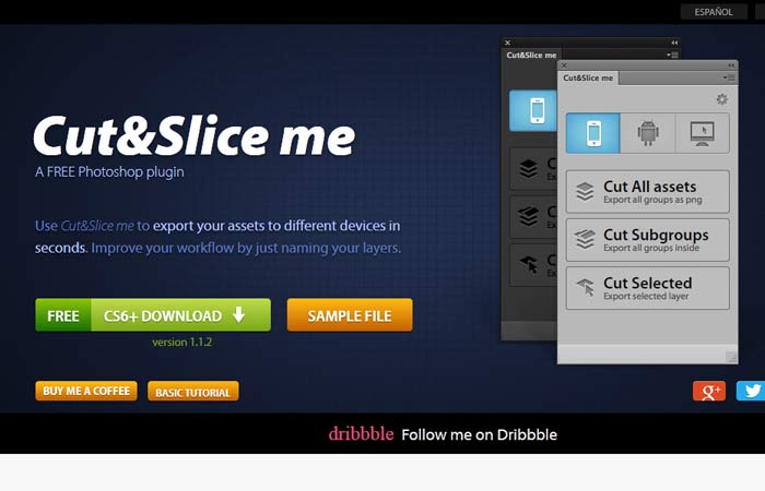 20 Useful Photoshop Extensions for Designers 2