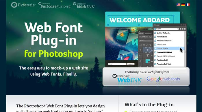 20 Useful Photoshop Extensions for Designers 6