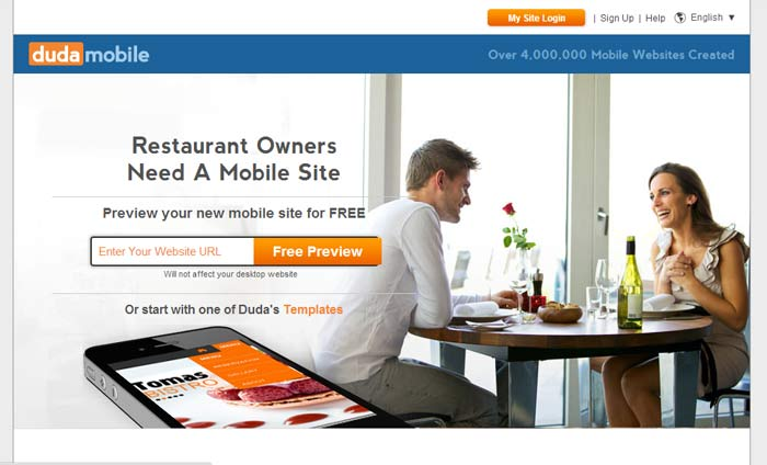 Tips for Designing a Successful Mobile Website for Your Restaurant