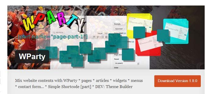 20 Useful Free and Premium Shortcode Plugins for WordPress 12