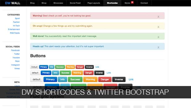 20 Useful Free and Premium Shortcode Plugins for WordPress 2