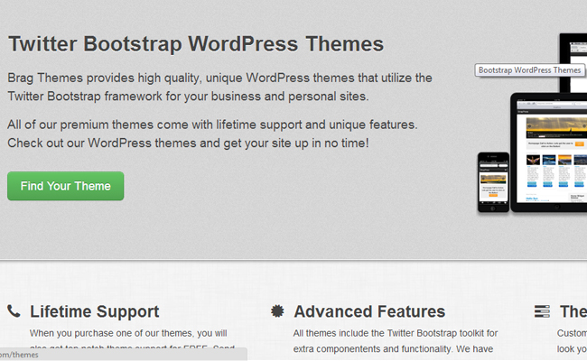 10 Handy Resources to Design for Bootstrap 1