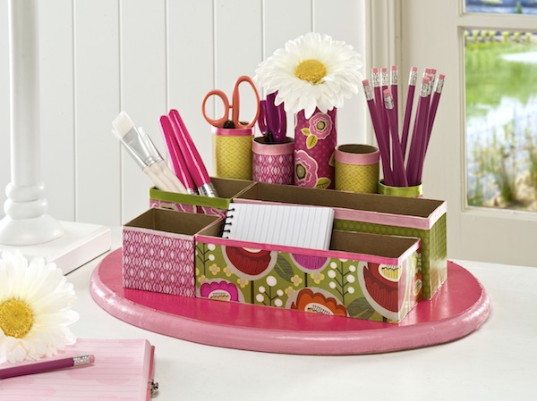 20 Desk Organizer in Creative and Super Cool Ideas