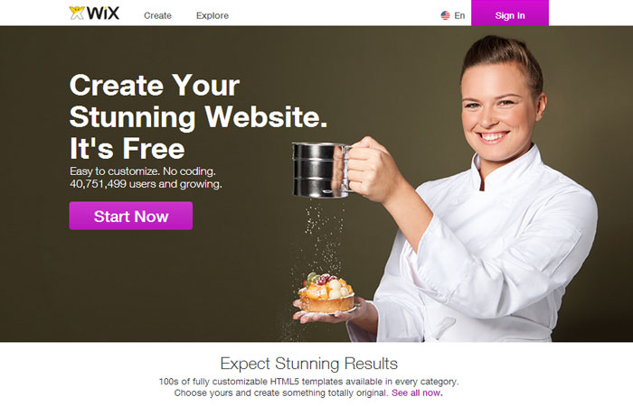 15 Top Free Website Builders without Knowledge of Coding