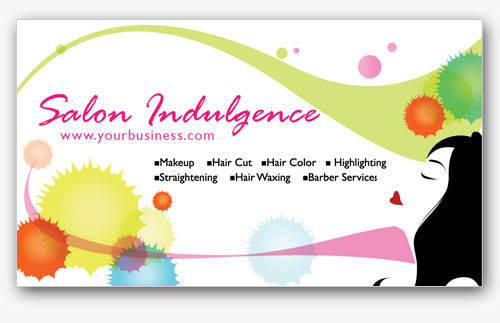 Beauty Business Cards Templates Free Arts Arts