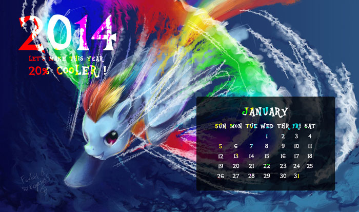 20 Eye-catchy New Year Wallpaper for Your Desktop 12