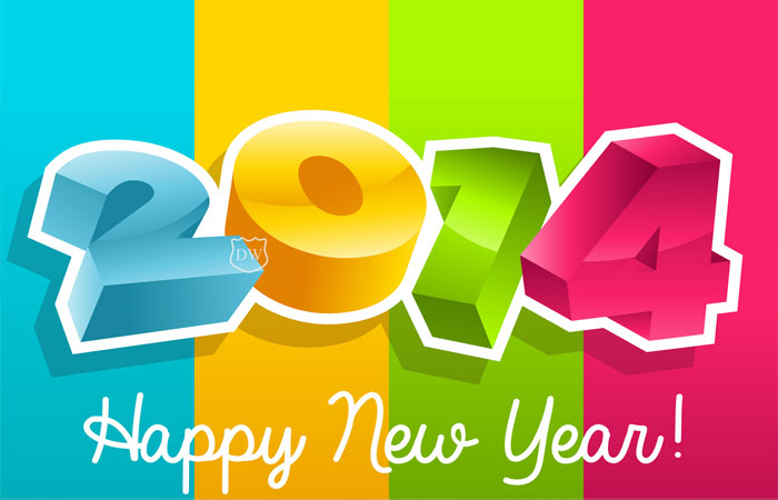 20 Eye-catchy New Year Wallpaper for Your Desktop