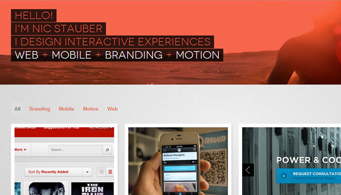 20 Portfolio Websites to Boost Your Design Inspiration