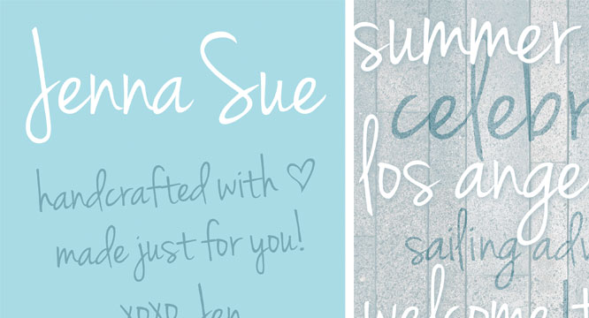 20 Useful Free Fonts for Web Design 9