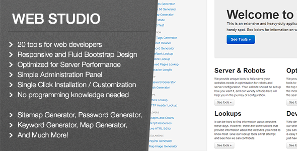 15 Useful Bootstrap Tools and Generators for Web Developers 11