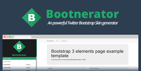 15 Useful Bootstrap Tools and Generators for Web Developers 12