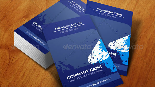 20 Excellent Design of Modern Business card 9