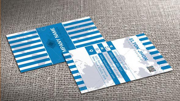 20 Excellent Design of Modern Business card 10