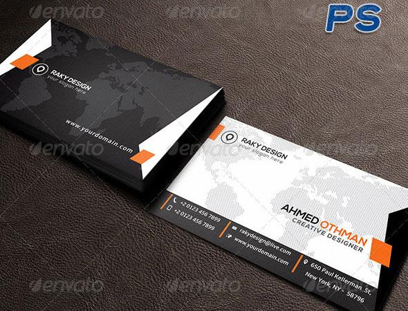 20 Excellent Design of Modern Business card 13