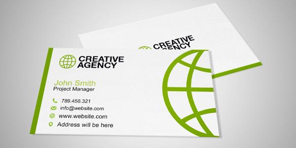 20 Excellent Design of Modern Business card 2