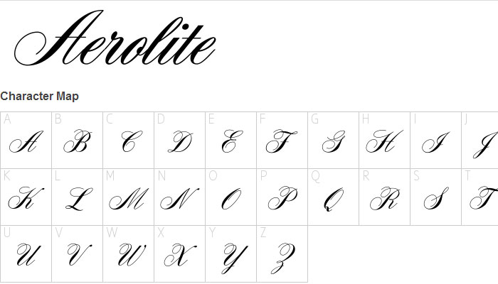 20 Free Script Fonts for Designers 12
