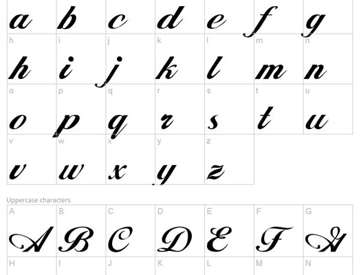 20 Free Script Fonts for Designers
