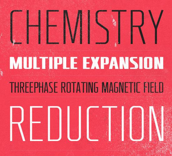20 Fresh Free Font for Web Designers 15