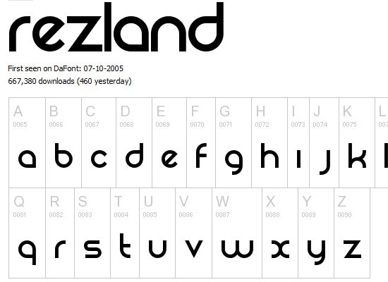 20 Fresh Free Font for Web Designers 2