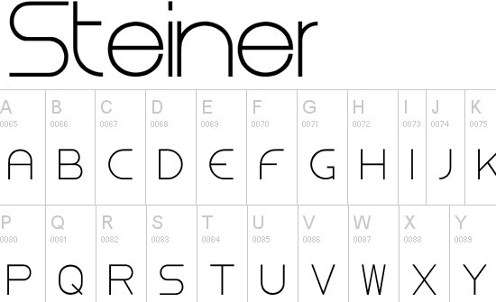 20 Fresh Free Font for Web Designers 4