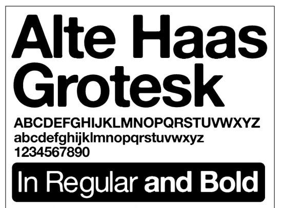 20 Fresh Free Font for Web Designers 6