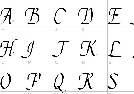 Useful Free Fonts for Photoshop Users 15