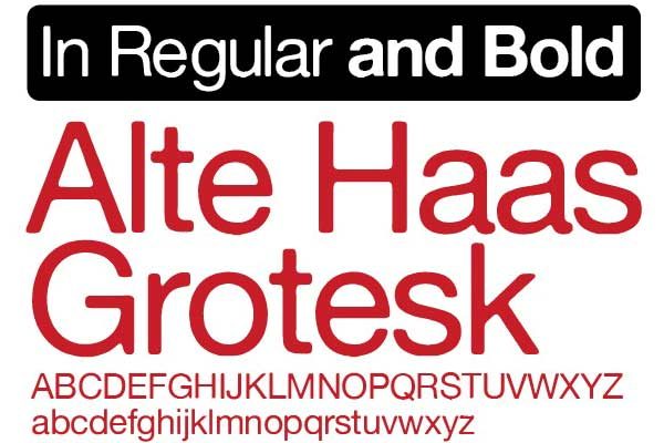 30 Best Free Font for Advertisement Display 1