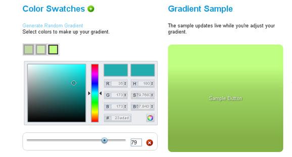 CSS Gradient Tutorials for Web Designers 6