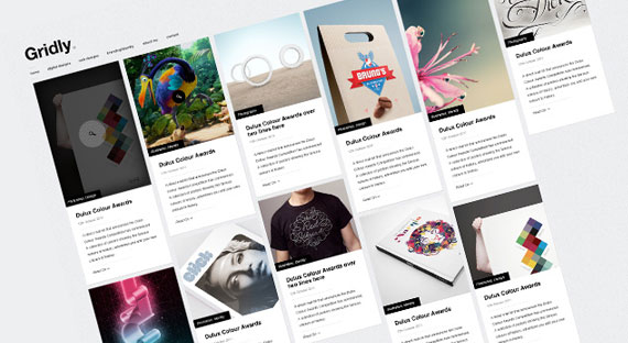 20 Creative PSD Website Templates for Free Download 3