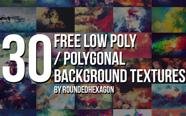 10 Wonderful Sets of Free Textures and Patterns 1