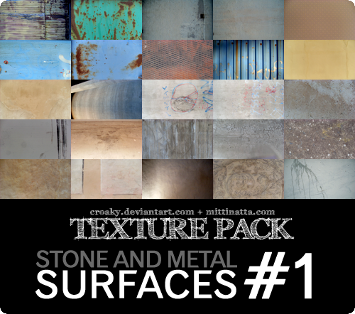 10 Wonderful Sets of Free Textures and Patterns 8