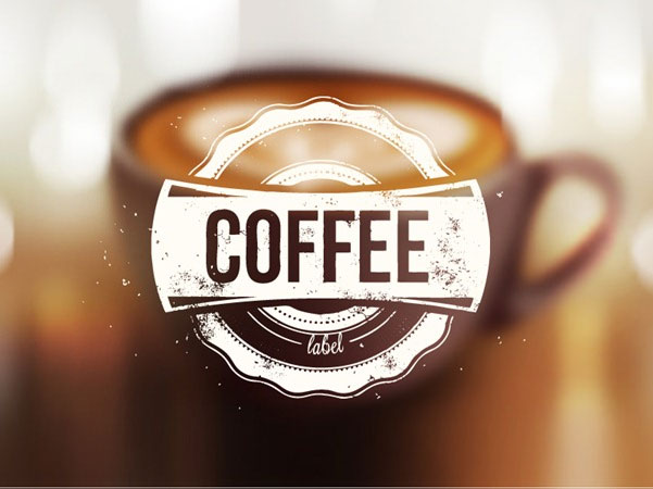 25+ wonderful coffee related vector graphics collection