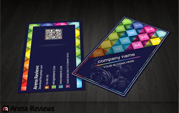 New Creative Business Card Mockup Templates for Free Download 27