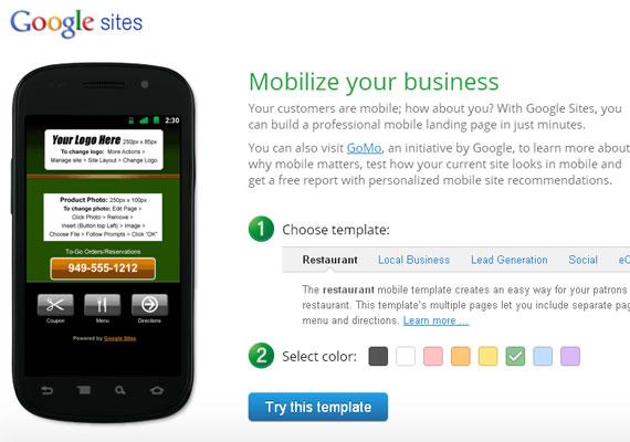 8 Best Mobile Website Builders