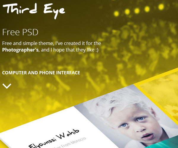 10 High-Quality PSD Website Templates Free to Download