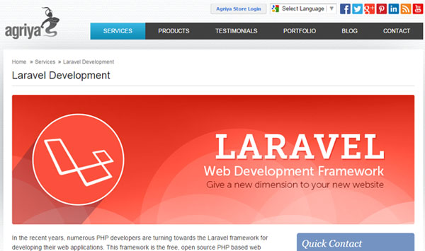 Major Trends in the Rise of Laravel as a Famous Framework